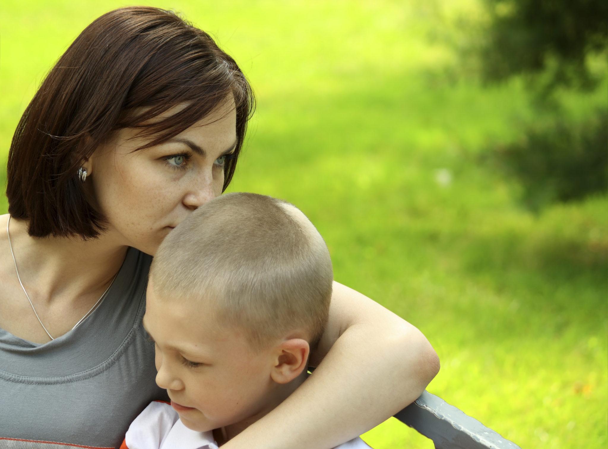 ¿Mamá me voy a morir? La ansiedad infantil asociada al miedo a las enfermedades.