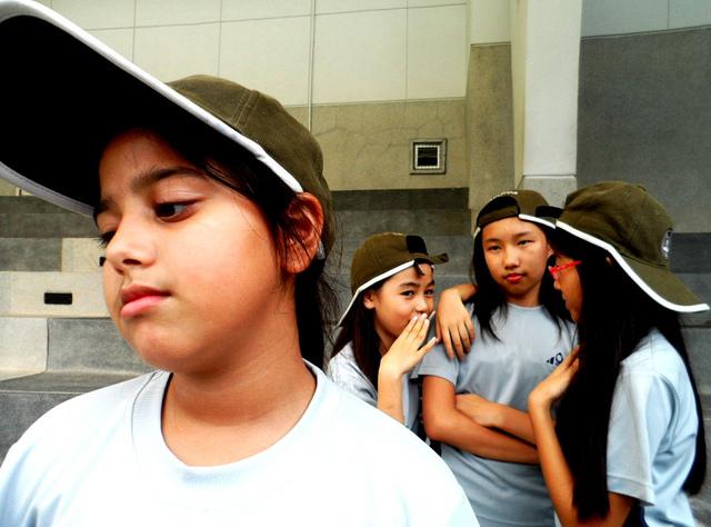 La marginación escolar. El acoso o Bullying.