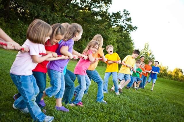 La socialización en la infancia.  Ante el bullying no mires a otra parte.
