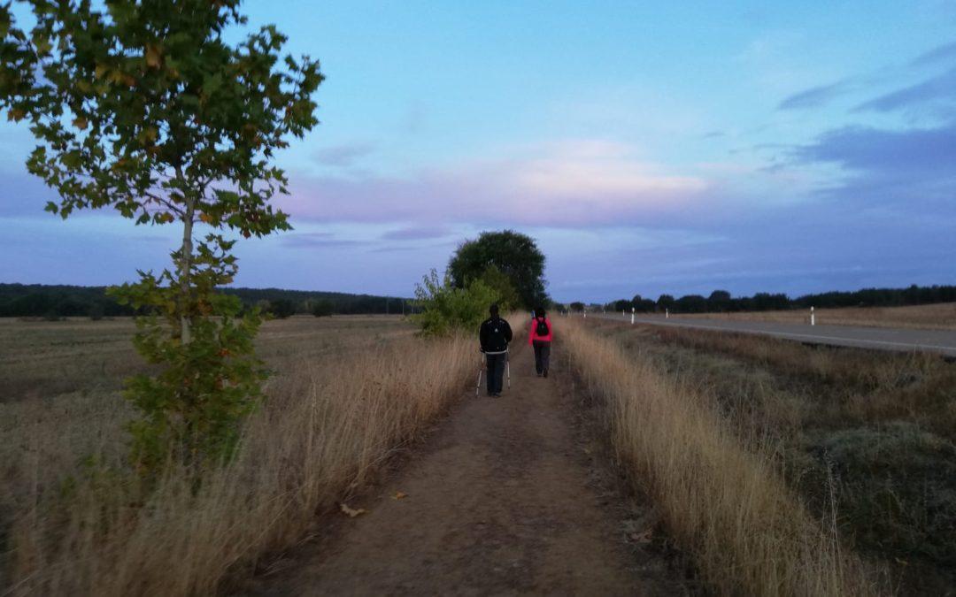 El Camino de Santiago con los 5 sentidos
