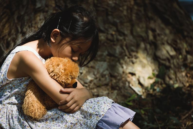 Niños rotos de padres separados, una reflexión